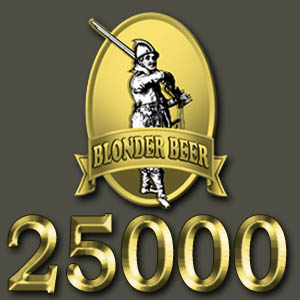 Brewing equipment in complete BlonderBeer-250 hl/daily